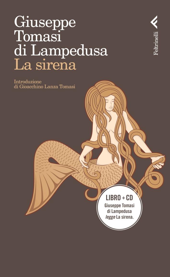 La sirena. Con CD Audio