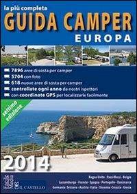 Guida camper Europa 2014.
