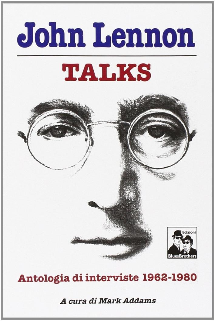 John Lennon talks