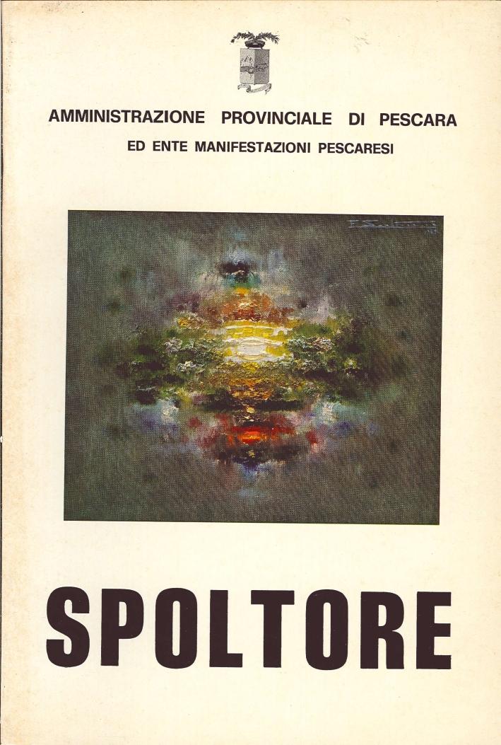 Mostra Antologica di Federico Spoltore Sezione non Figurativa Palazzo dell'Università
