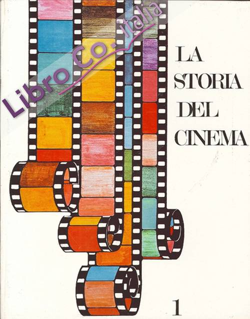 La Storia del Cinema. 4 Volumi.