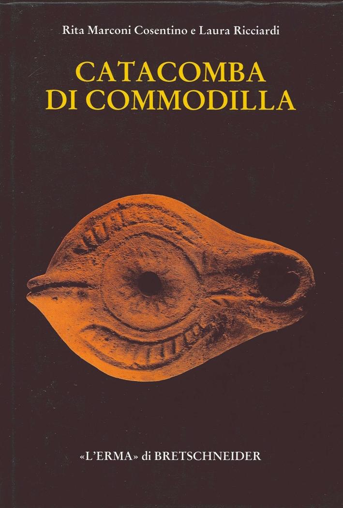 Catacomba di Commodilla. Lucerne e altri materiali dalle gallerie 1, 8, 13