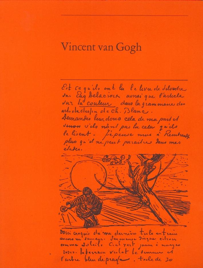 Vincent Van Gogh. Una Selection De la Collection De la Fondation Vincent Van Gogh