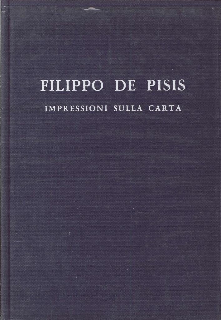 Filippo De Pisis. Impressioni sulla Carta
