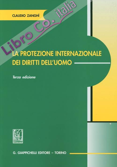 La protezione internazionale dei diritti dell'uomo