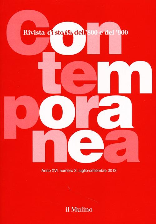 Contemporanea (2013). Vol. 3.