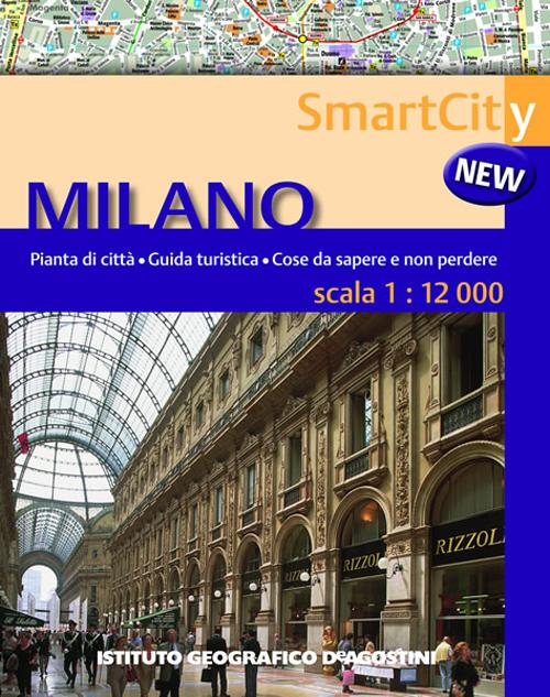 Milano 1:12.000.