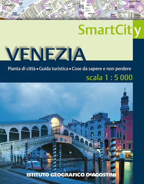 Venezia 1:5.000. Ediz. Italiana e Inglese.