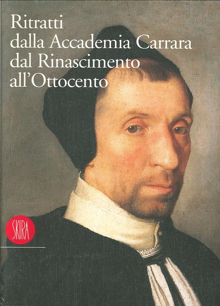 Ritratti dalla Accademia Carrara dal Rinascimento all'Ottocento