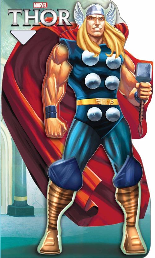 Thor. Ediz. illustrata