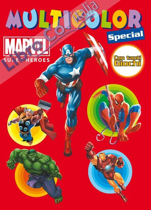 Marvel Super Heroes. Multicolor Special