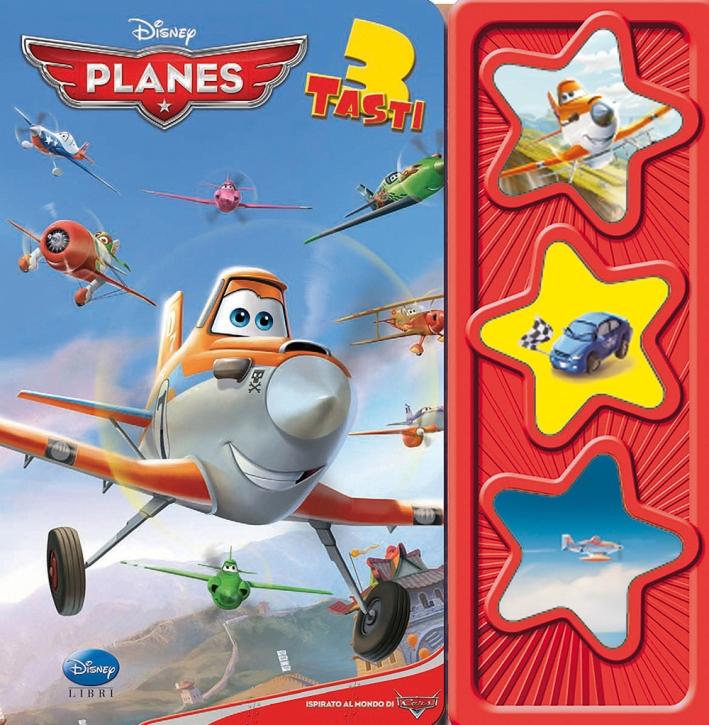 Planes. Libro sonoro. Ediz. illustrata
