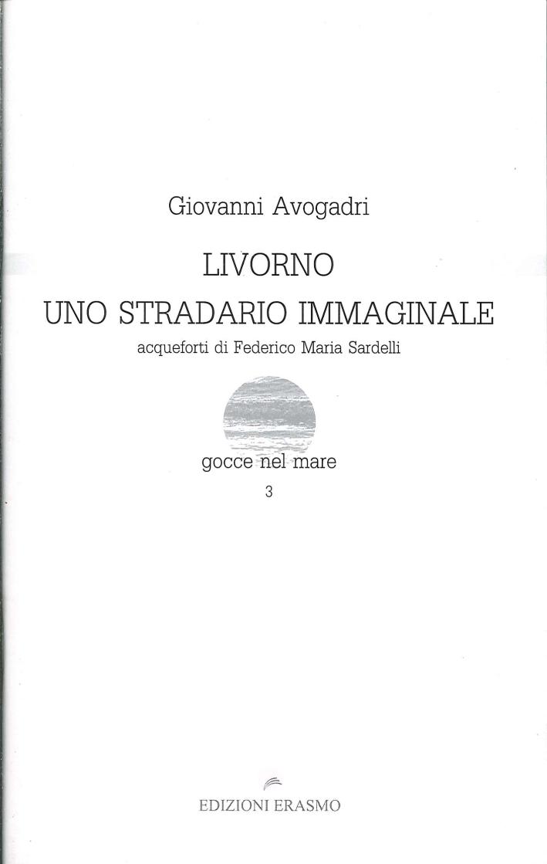 Livorno uno stradario immaginale