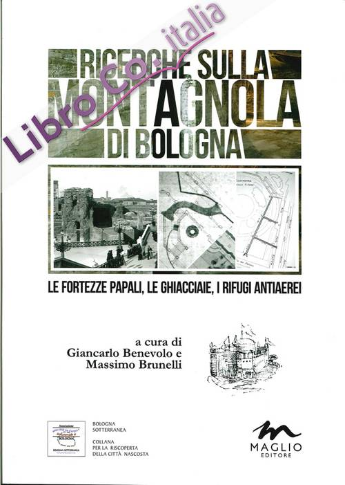 Ricerche sulla Montagnola di Bologna. Le fortezze papali, le ghiacciaie, i rifugi antiaerei