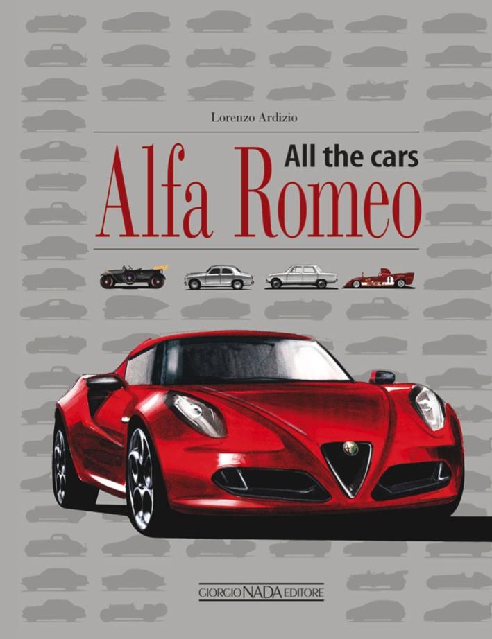 Alfa Romeo. All the cars