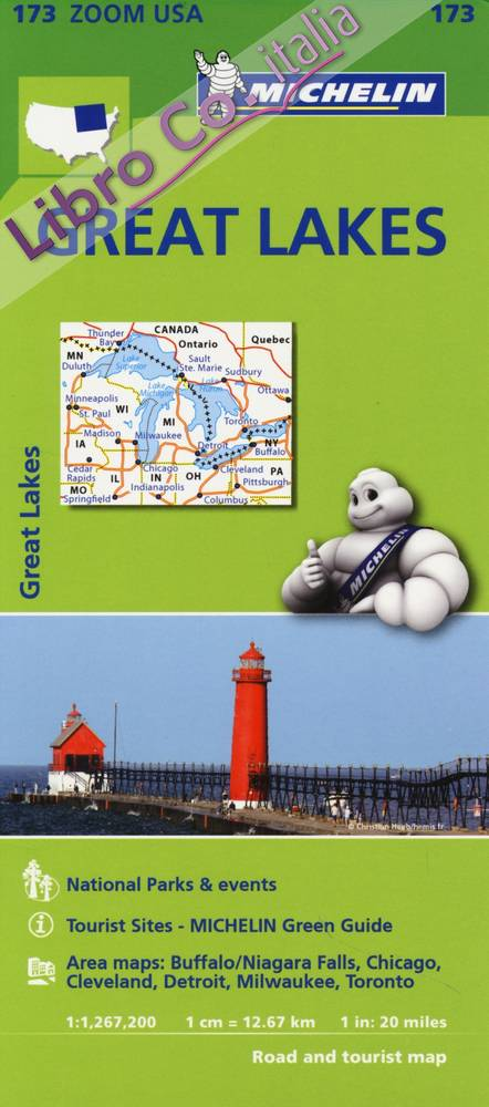 Great lakes 1:1.267.200