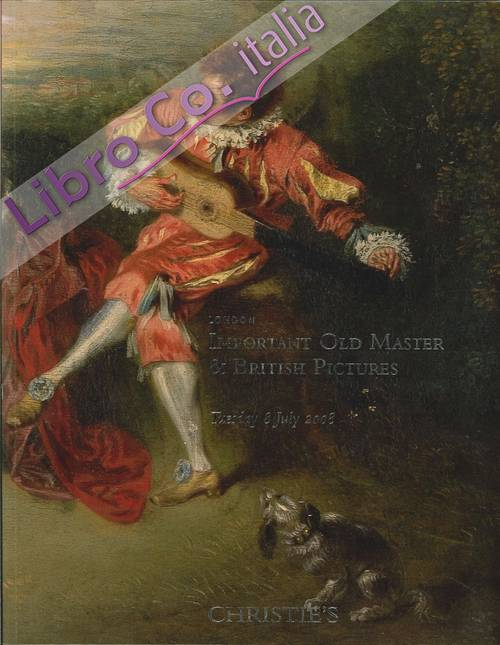 Christie'S. London. Important Old Master e British Picture. Tuesday 8 July 2008