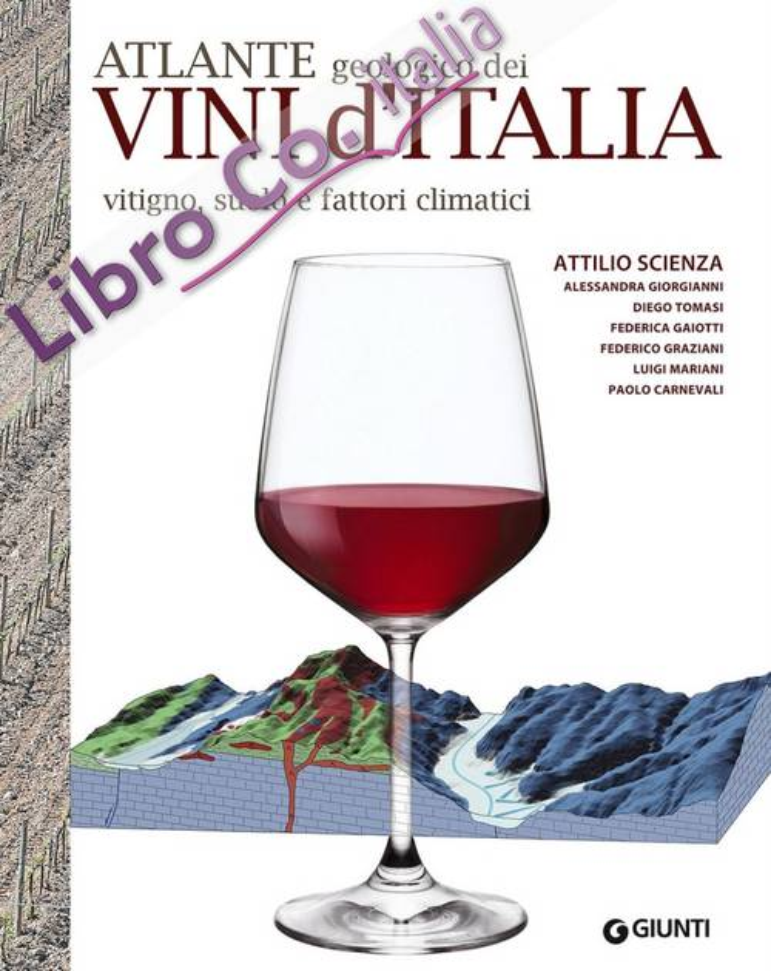Atlante geologico dei vini d'Italia