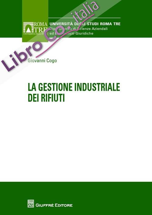 Cogo gestione industriale