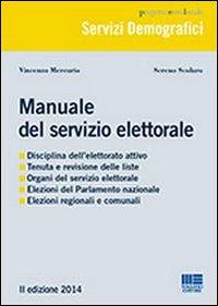 Manuale del servizio elettorale