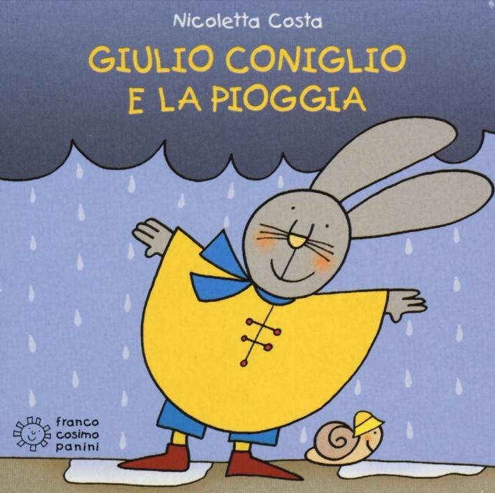 Giulio Coniglio e la pioggia.