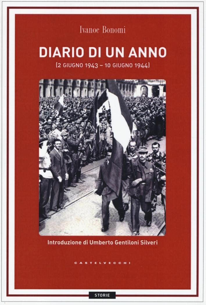 Diario di un anno (2 giugno 1943-10 giugno 1944).
