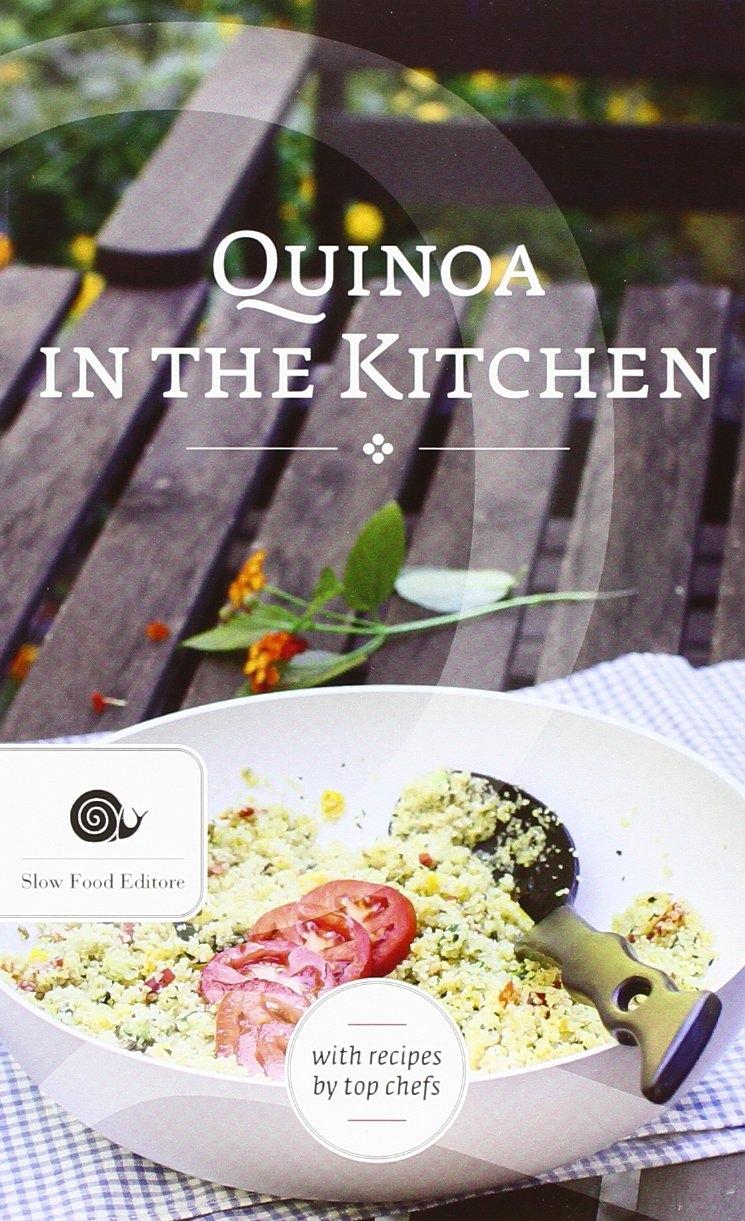 Quinoa in the kitchen.