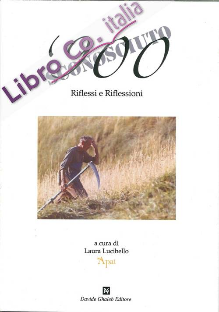 900 Sconosciuto. Riflessi e Riflessioni. Ediz. Italiana e Inglese