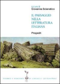 Il paesaggio nella letteratura italiana.