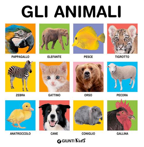 Gli animali.