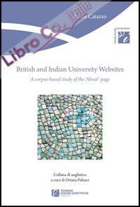British and Indian University websites. A corpus-based study of the about page.