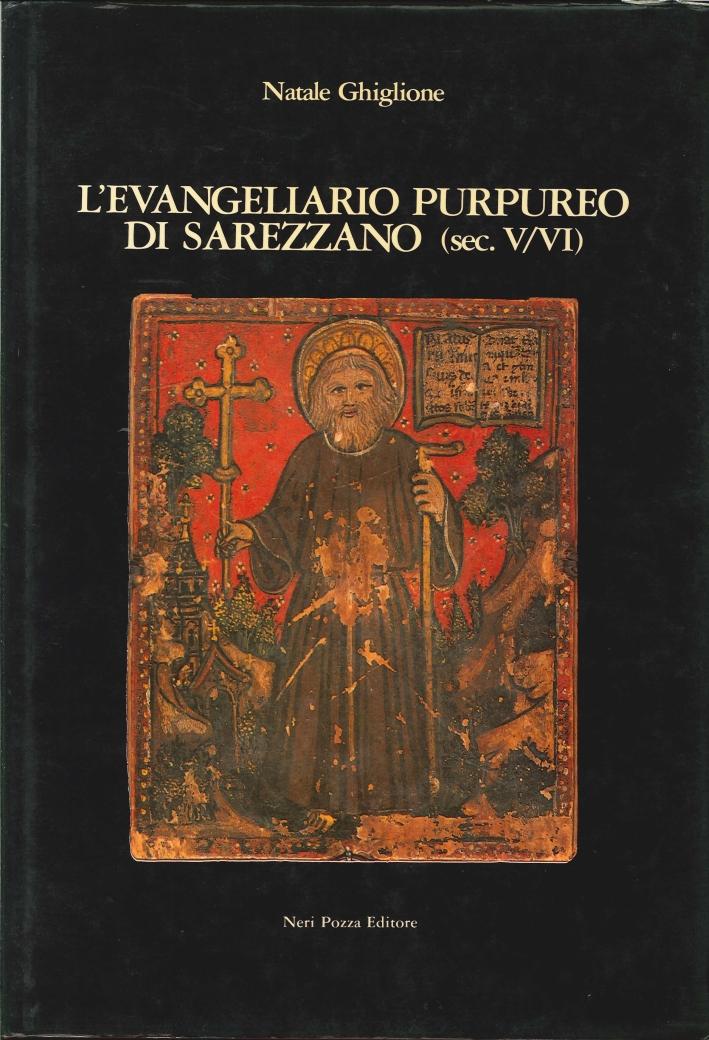 L'Evangeliario Purpureo di Sarezzano (Sec. V/VI)