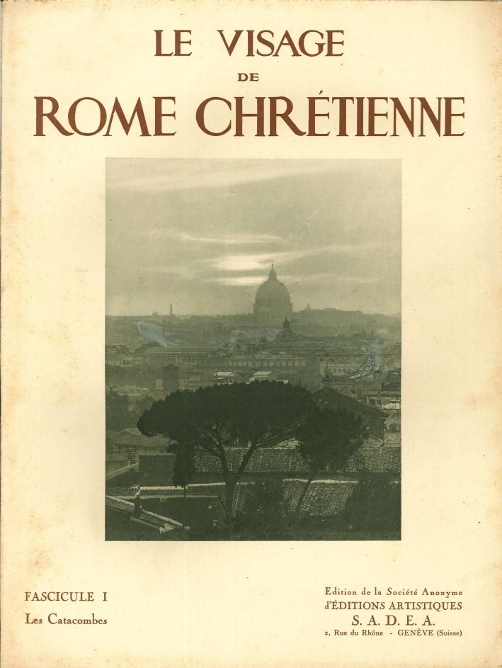 Le Visage De Rome Chrétienne.7 Numéros Dans une Affaire.