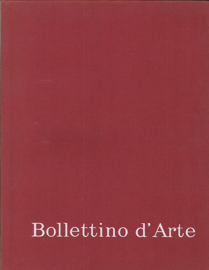 Bollettino d'Arte. Serie 5, Anno LVIII. 1973.1