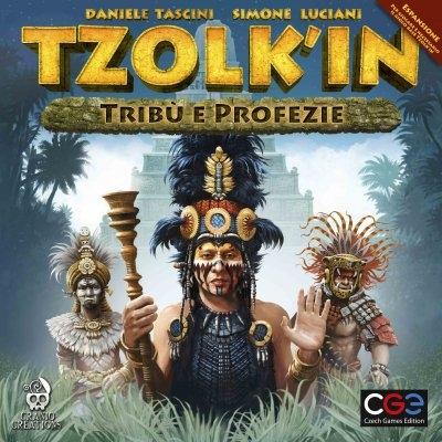 Tzolk'in. Tribù e Profezie. [Espansione per Tzolk'in]