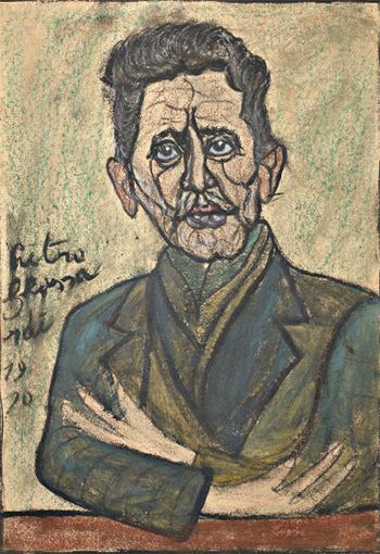 Pietro Ghizzardi. (San Pietro di Viadana, 1906 - Boretto, 1986). Catalogo Generale dei Dipinti.