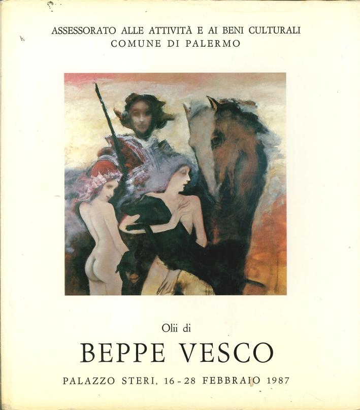 Olii di Beppe Vesco