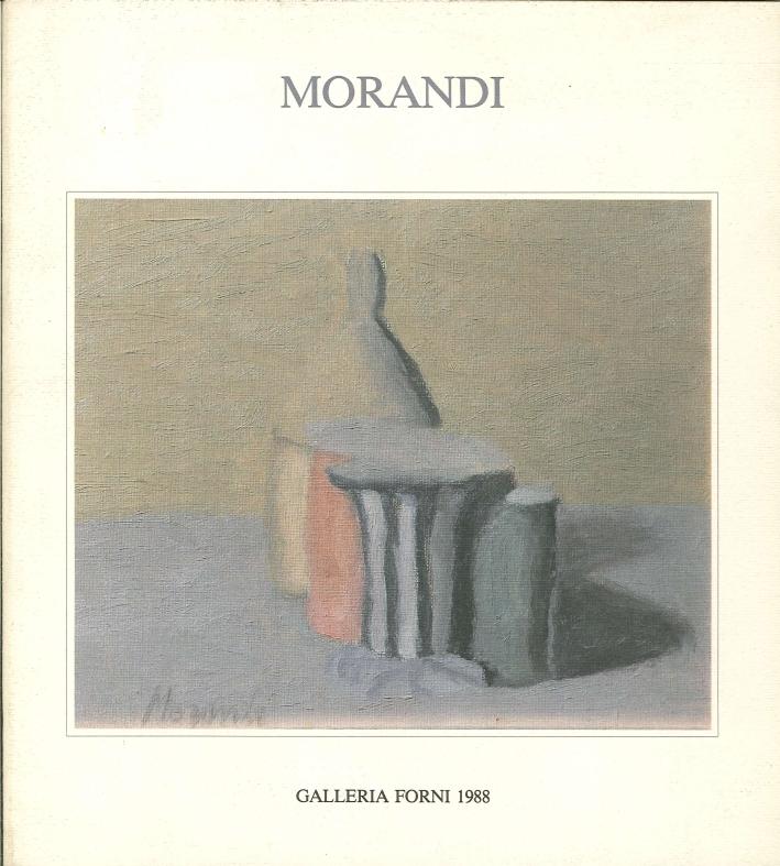 Giorgio Morandi. 1890 - 1990.
