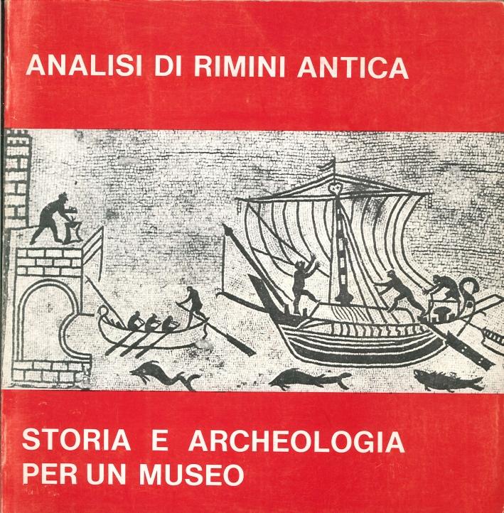 Analisi di Rimini Antica: Storia e Archeologia per un Museo.