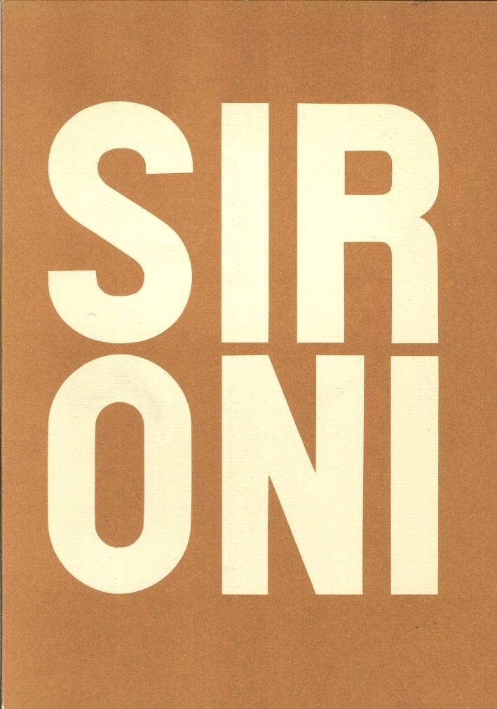35 Opere di Sironi.