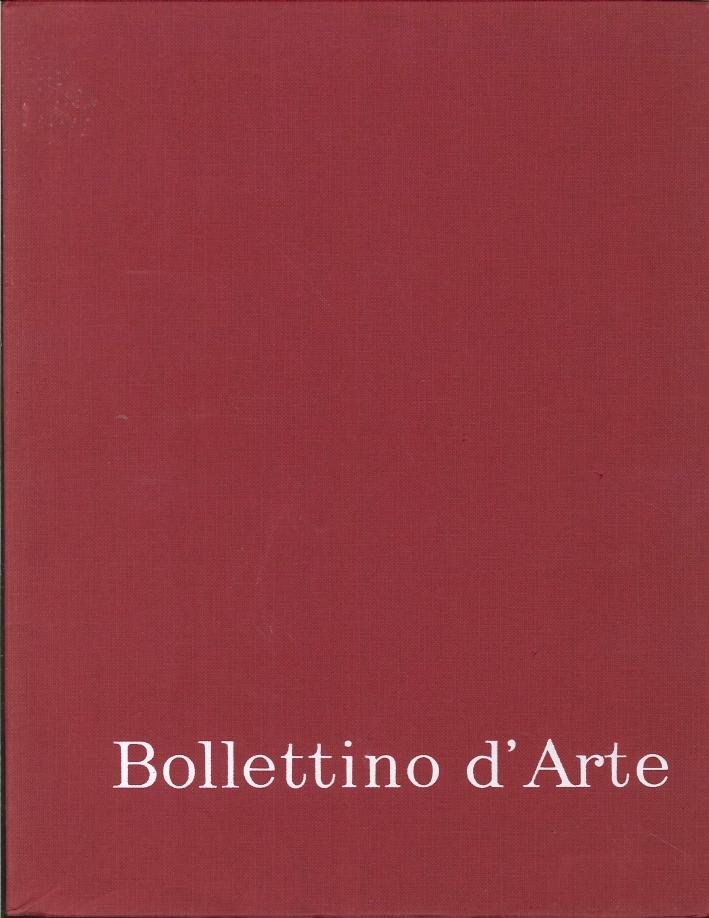 Bollettino d'Arte. Serie 5, Anno LIII.1968,4.