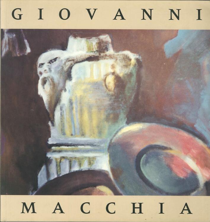Giovanni Macchia. Paintings
