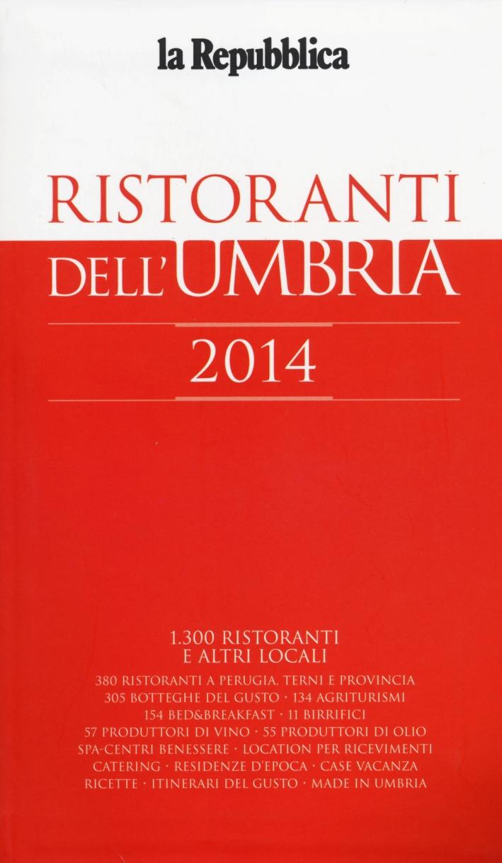 Ristoranti dell'Umbria 2014