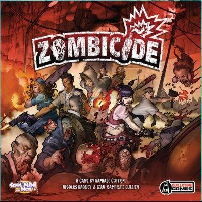 Zombicide.