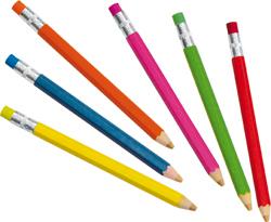 Penne matite sfuse