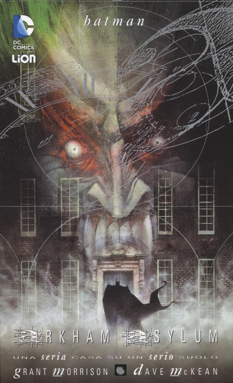 Arkham asylum. Batman. Ediz. deluxe.
