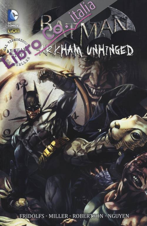 Arkham unhinged. Batman. Vol. 2
