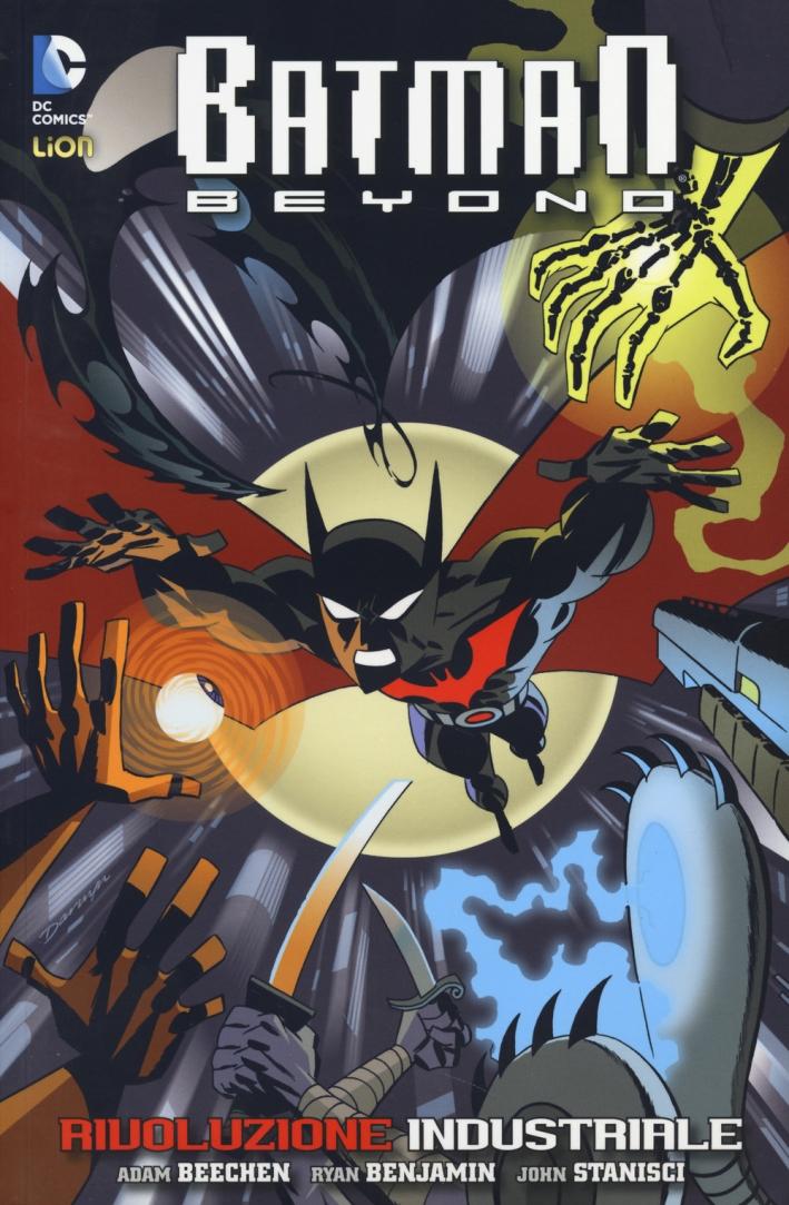 Rivoluzione industriale. Batman beyond. Vol. 2.