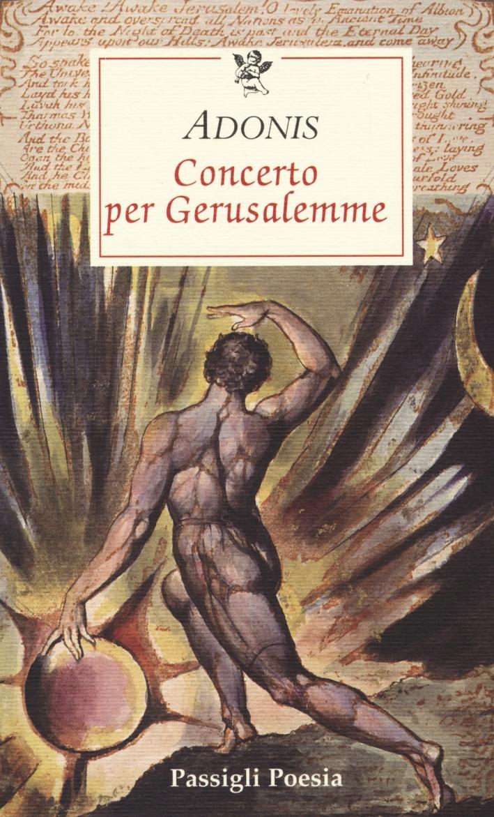Concerto per Gerusalemme