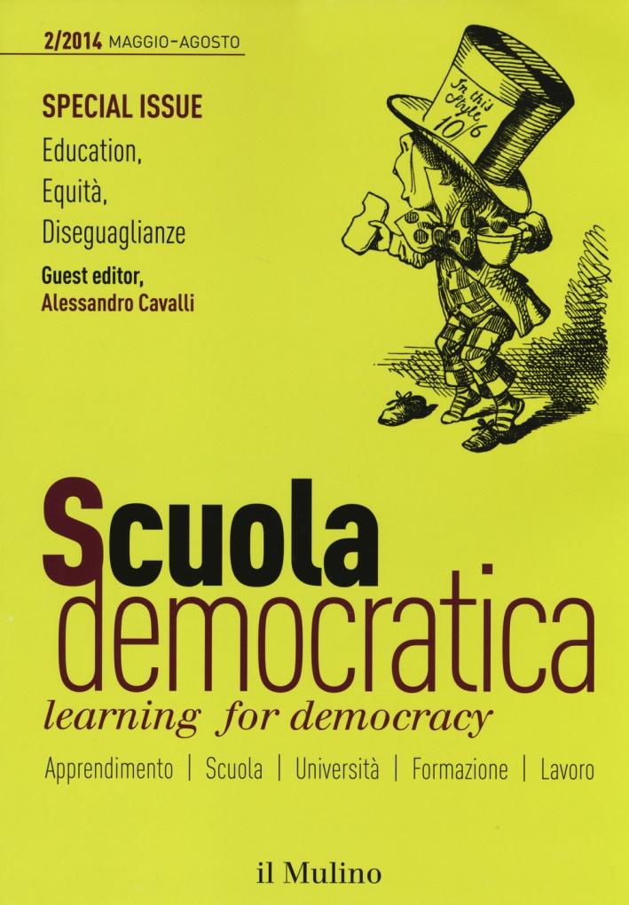 Scuola democratica. Learning for democracy (2014). Vol. 2: Maggio-agosto